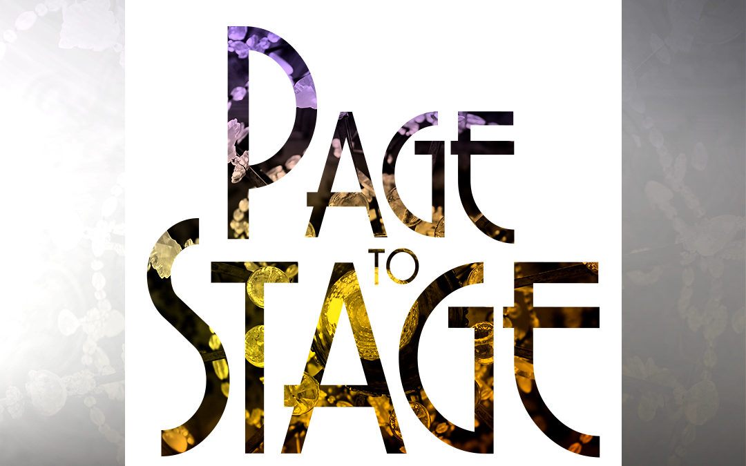 """Page to Stage"" Tickets on Sale Now"