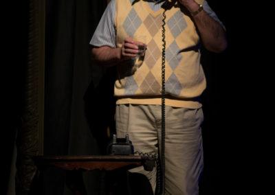 Steve Jakiel as Roy