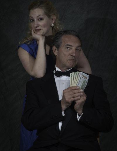 Amy Jakiel & Peter Palmisano