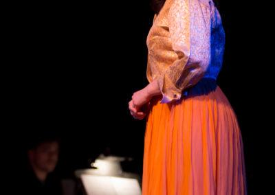 Rebecca Runge as Franca Naccarelli