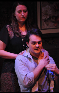 Adriano Gatto as Guy and Sophie Howes as Tyler