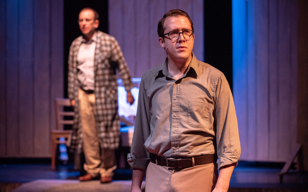 Buffalo News Gives BIG FISH Four Stars!