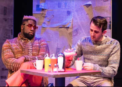 Angels in America photos by Mark Duggan