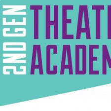 Second Generation Theatre Academy Logo 2021 2022