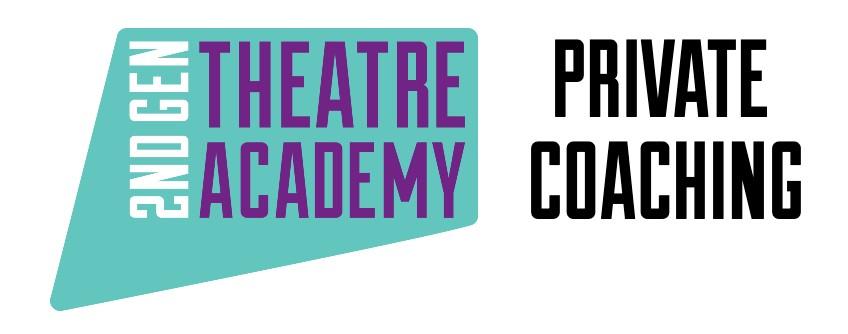 Second Generation Theatre Private Coaching Logo