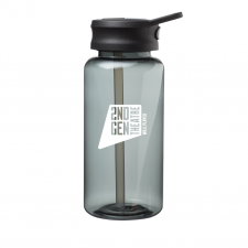Second Generation Theatre Water Bottle gray 34 oz